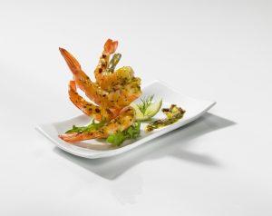 Marinade LPF thai emince – Recette crevettes ail et fines herbes