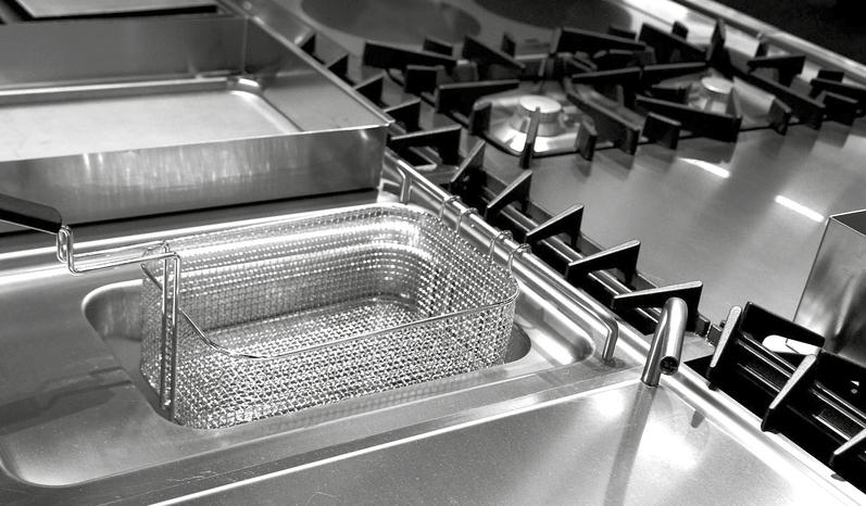 Materiel professionel de cuisine