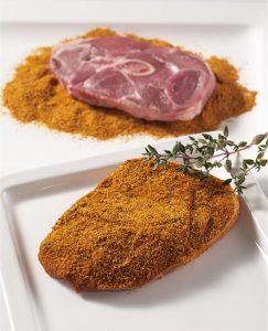 Fournisseur d'enrobage pour viande panée