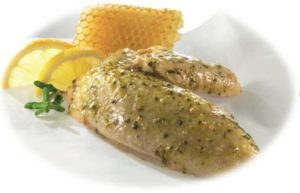 Marinade Miel : Recette escaloppe de poulet au citron et au miel