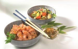 Marinade Thaï : Recette émincés de volaille avec la marinade thaï