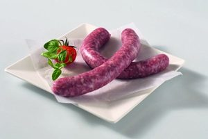 Saucisse chair volaille