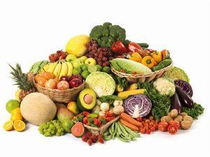 Désinfection des légumes