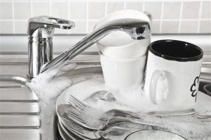 Vaisselle manuelle