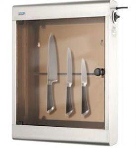 Armoire stérilisation pour couteaux