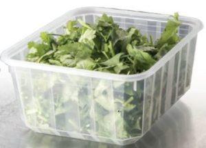 Barquette Carty Box salade