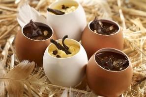 Pour vos apéritif verrine œuf