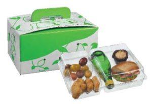 Plateau repas box
