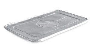 Couvercle plat gastronorme aluminium