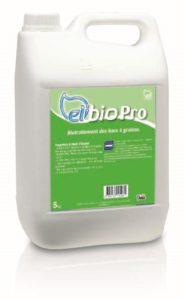 ELIBIO PRO liquide biliologique 100% naturelle pour les traitement des bacs à graisse