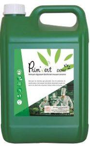 Prim Vert DDM nettoyant dégraissant désinfectant moussant pour le sol