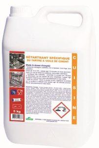 Sanet détartrant liquide acide pour sufaces et matériels