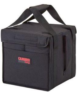sac cambro GoBags isotherme pliable pour traiteur et livraison