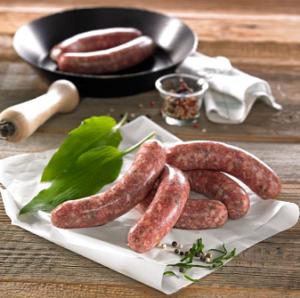 Recette saussice Ail des Ours