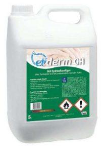 Eliderm GH Gel hydroalcoolique pour les mains