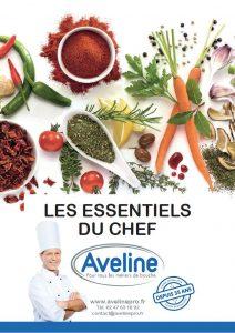 Les Essentiels du Chef AVELINE